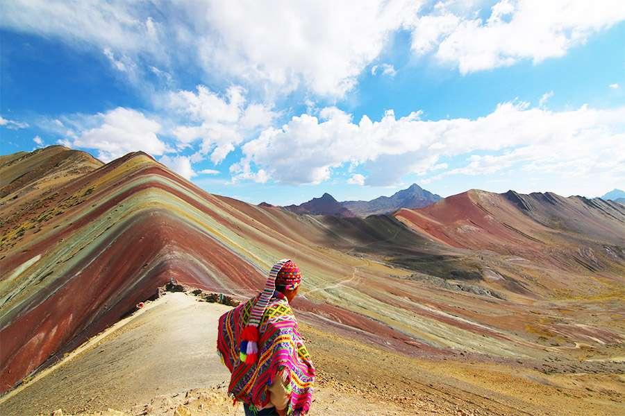 Vinicunca – la montagna arcobaleno